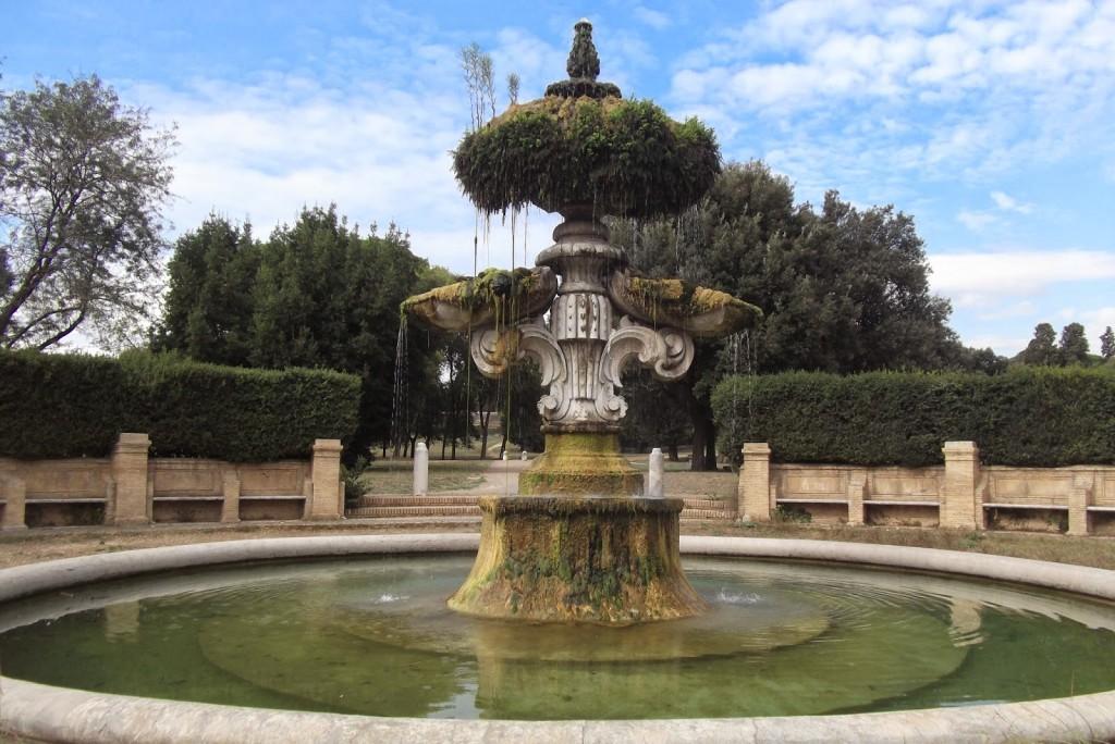 50 choses à faire à Rome villa pamphilis