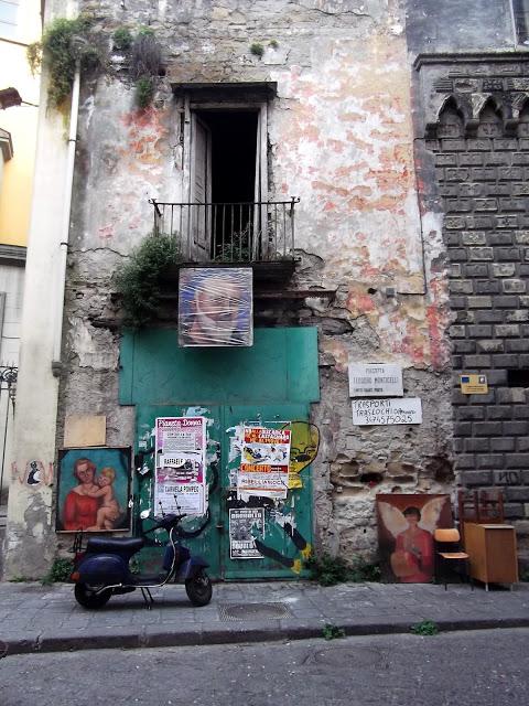 rues de naples