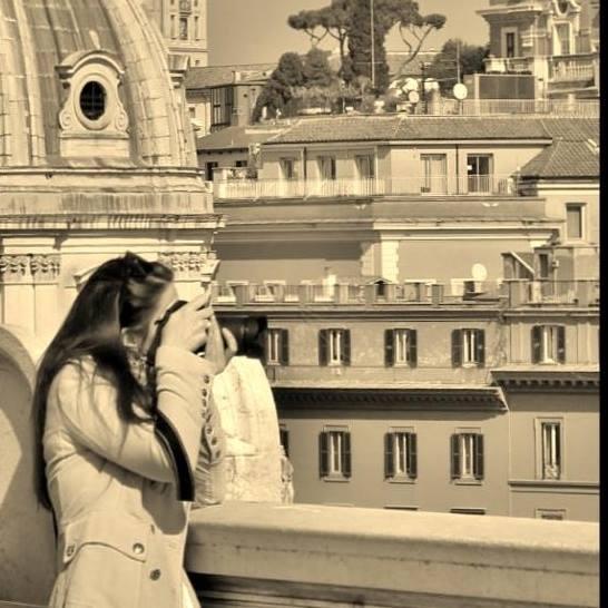 Conversation avec une expat : Céline à Rome