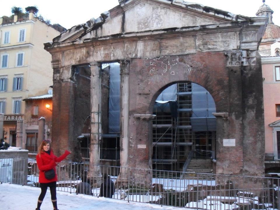 touriste rome