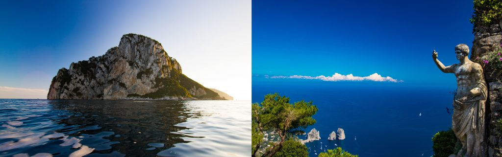 îles italiennes