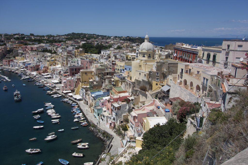îles italiennes procida