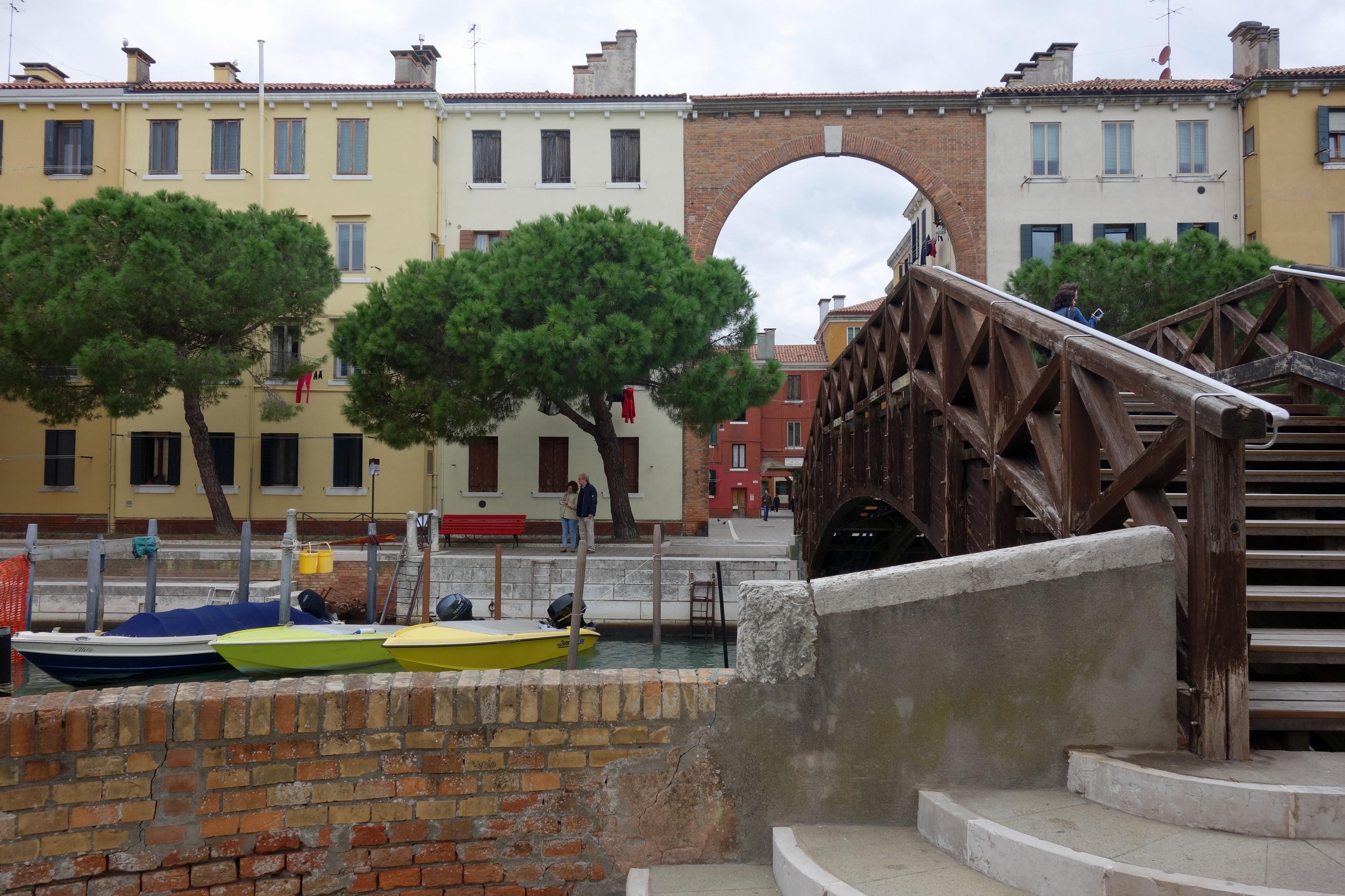 #HistoiresExpatriées #1 Cannaregio, mon quartier