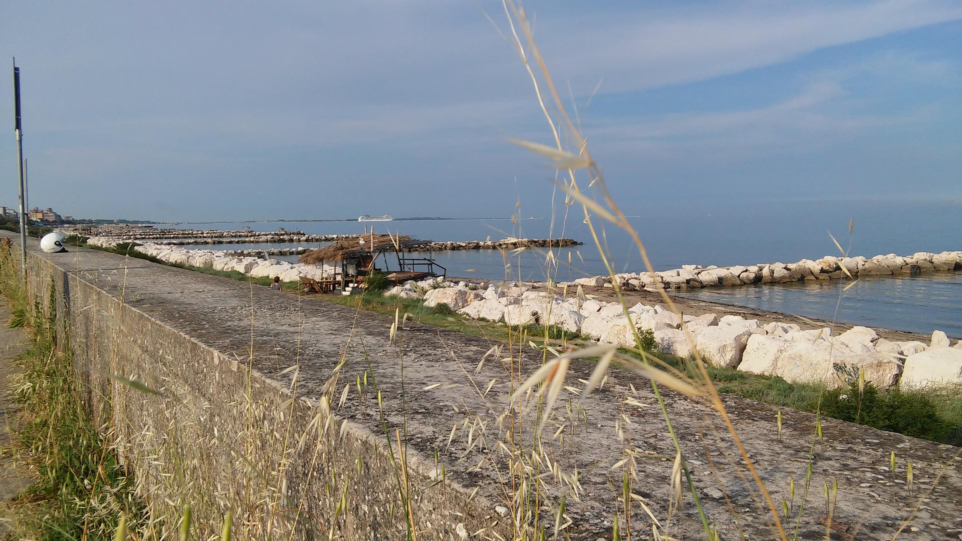 Venezia beach – la plage à portée de vaporetto