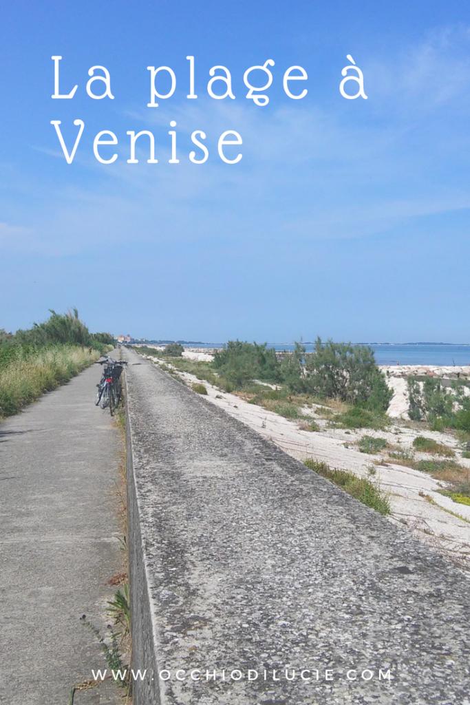 plage à venise