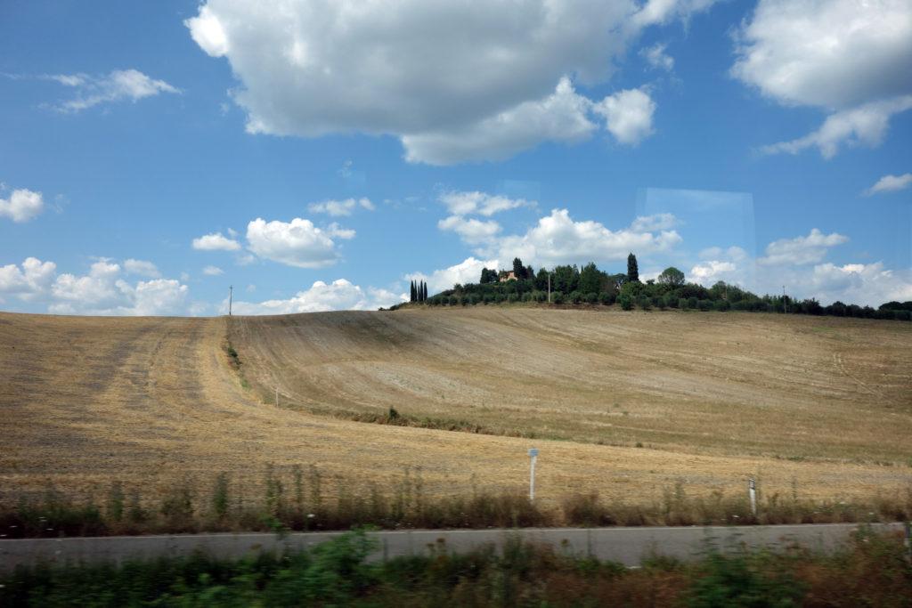 Road trip en Toscane : entre Arezzo et Sienne