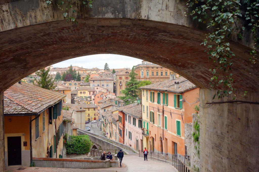 pérouse italie voyage