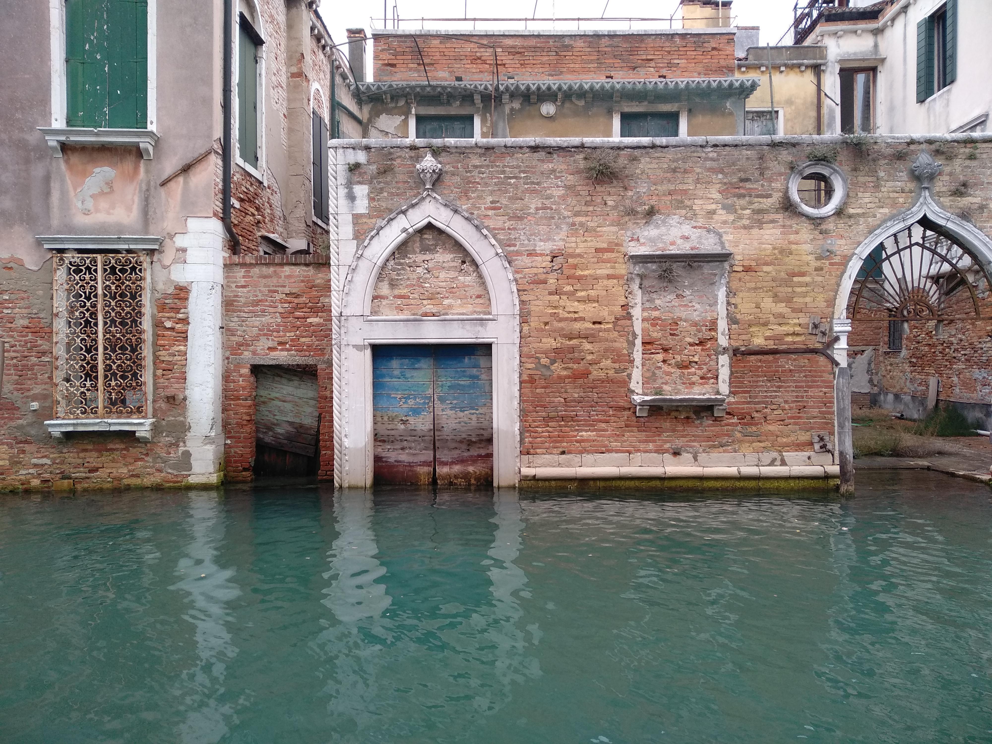 L'acqua alta à Venise : c'est quoi ?