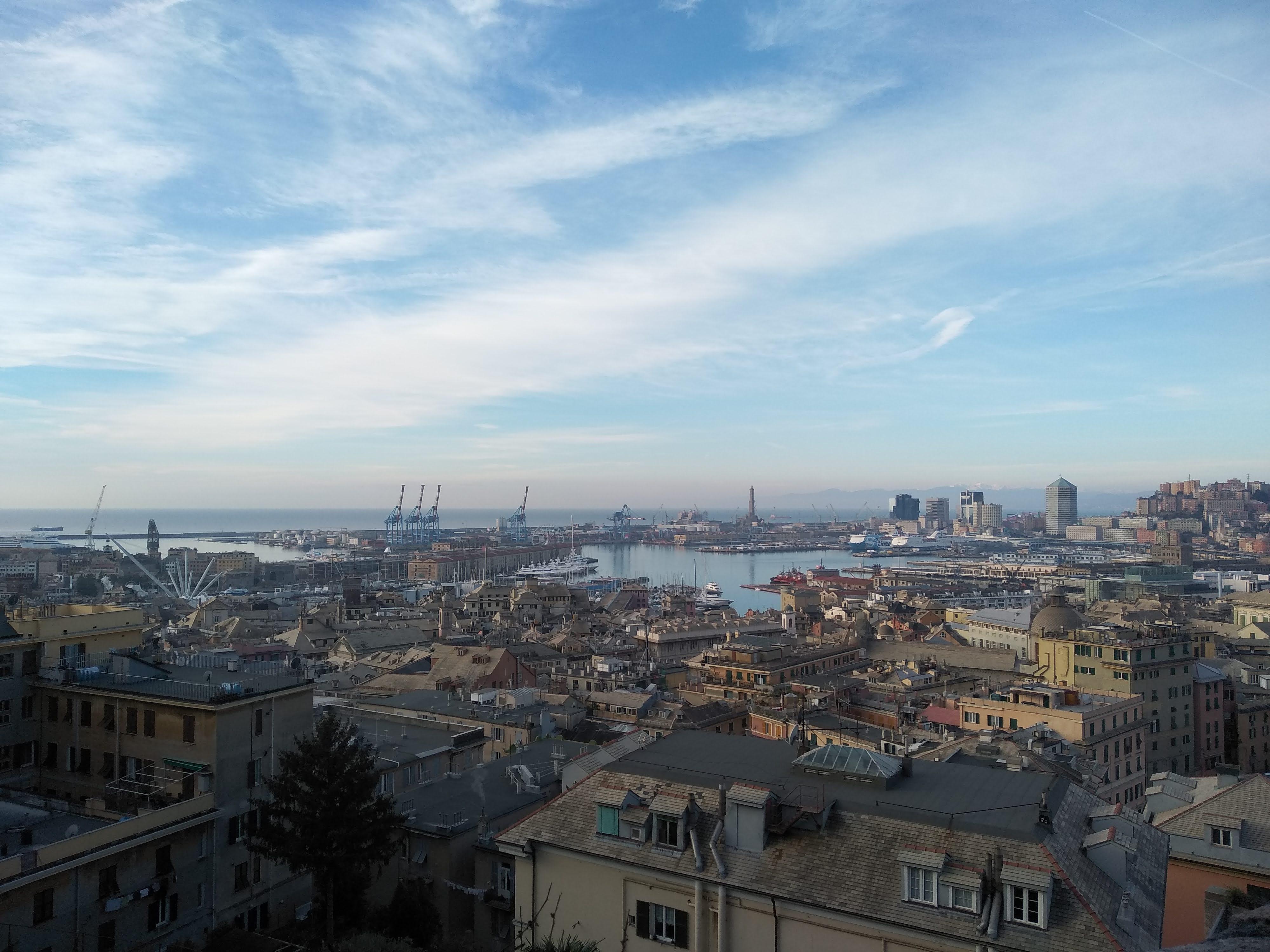 Les mots de Genova